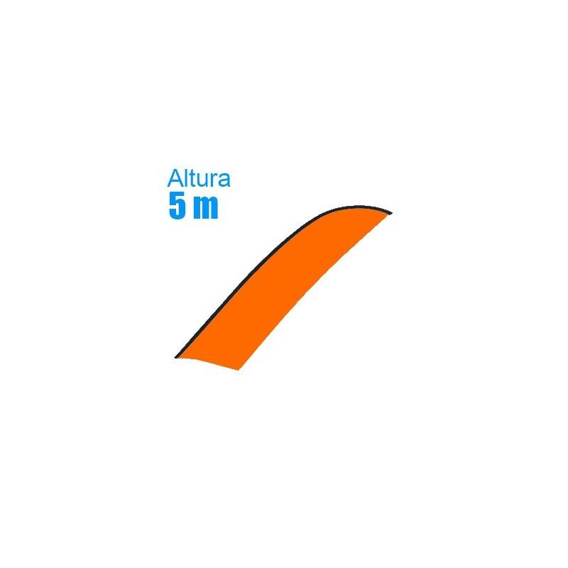 Bandera suelta Modelo Surf XL