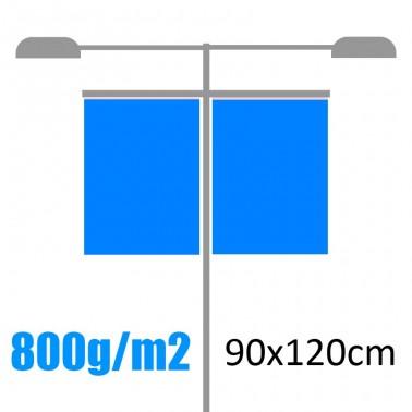 Banderolas para farolas 800gr 90x120cm