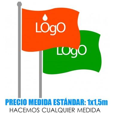 Banderas personalizadas-publicitarias horizontales