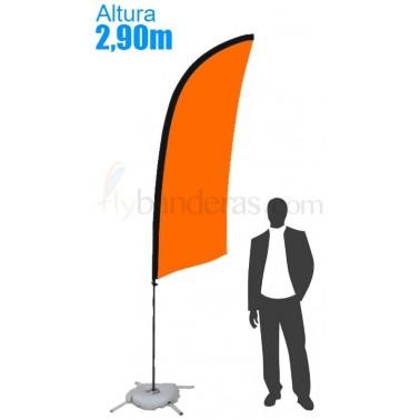 Estándar Surf Flag