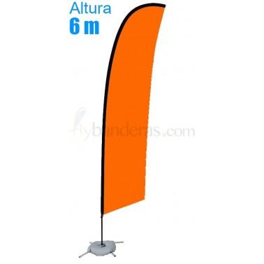 Bandera Modelo Surf-Vela XXL