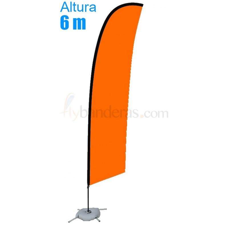 Bandera Modelo Surf XXL